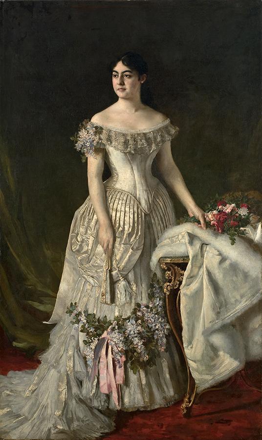 vlaho-bukovac-portret-kraljice-natalije